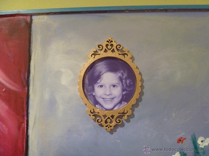 Varios objetos de Arte: Familia Telerin Precioso óleo mixto personalizado regalo perfecto ideal decoracion infantil - Foto 15 - 47082891