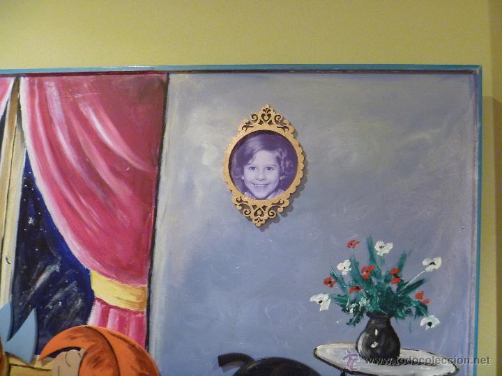 Varios objetos de Arte: Familia Telerin Precioso óleo mixto personalizado regalo perfecto ideal decoracion infantil - Foto 16 - 47082891