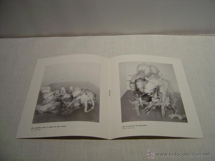 Varios objetos de Arte: FOLLETO EXPOSICION EDUARDO LABORDA - Foto 2 - 47625595