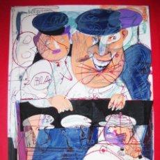 Varios objetos de Arte: RICHARD HAMILTON - DIETER ROTH - 1977 - FUNDACIÓ MIRÓ - CARTEL EXPOSICIÓN . Lote 47734700