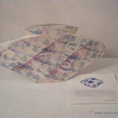 Varios objetos de Arte: CERÁMICA DE ROSA LOPEZ MELGAR. Lote 48505556