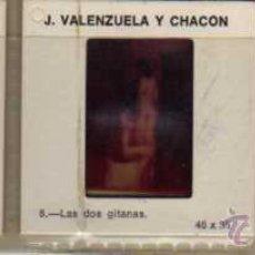 Varios objetos de Arte: TRES DIAPOSITIVAS DE J. VALENZUELA Y CHACON. Lote 49471440