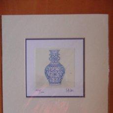 Varios objetos de Arte: COLECCION CON DISEÑO ESPECIAL Y NUMERADO PARA GRUPO ALSA. 20 X 20 CMS.. Lote 49683468