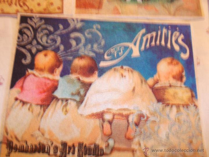 Varios objetos de Arte: laminas fieltro - Foto 2 - 50242051