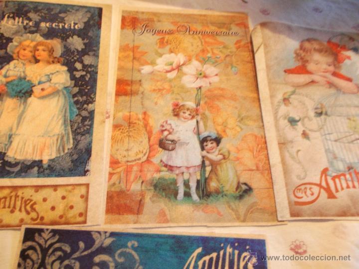 Varios objetos de Arte: laminas fieltro - Foto 3 - 50242051