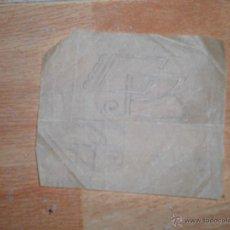 Varios objetos de Arte: RARO Y ANTIGUO DIBUJO INICIALES G B ?.......... Lote 50449780
