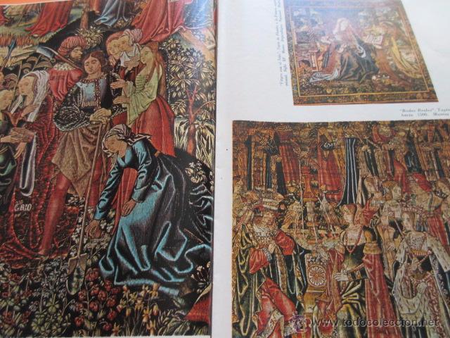 Varios objetos de Arte: PRECIOSAS IMAGENES EXPOSICION V CENTENARIO DEL MATRIMONIO REYES CATOLICOS CAPITULO III ARTES APLICAD - Foto 7 - 50519032