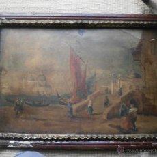 Varios objetos de Arte: ANTIGUA ESTAMPA DE VENECIA.NUESTRA SEÑORA DE LA SALUD.. Lote 50595559