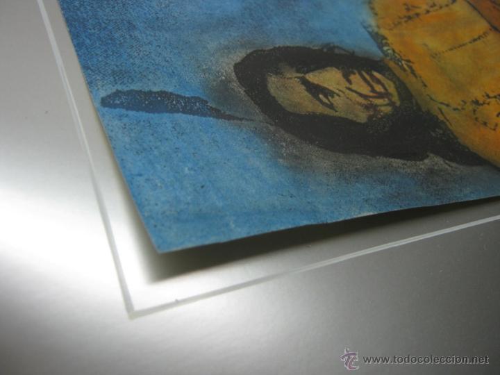 Varios objetos de Arte: Bella obra Gran Jefe Indios Americanos Siux Nube Roja - Foto 2 - 51227193