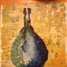 Varios objetos de Arte: PINTURA FIRMADA CUENCA 94. Lote 51498117