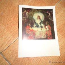 Varios objetos de Arte: PINTURA ALICANTINO EPITACEO DEFUNCION PINTOR DE ALICANTE MANUEL GONZALEZ SANTANA DIPTICO CON OBRA. Lote 51961099