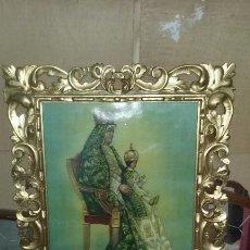 Varios objetos de Arte: VIRGEN DE LOS REYES,CUADRO. Lote 52285449