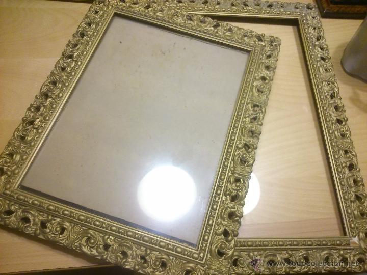 antiguos marcos para cuadros - Comprar en todocoleccion - 52340447