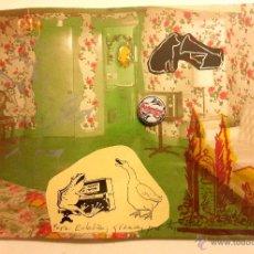 Varios objetos de Arte: CARLOS PAZOS - COLLAGE - 1998 - DEDICADO . Lote 52399205