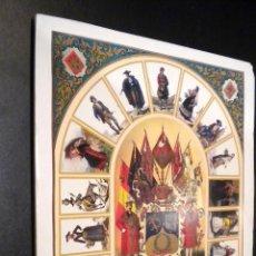 Varios objetos de Arte: TIPOS POPULARES DE ESPAÑA DE CADA UNA DE SUS COMUNIDADES AUTONOMAS / EL CONSULTOR 1852-200. Lote 52522286
