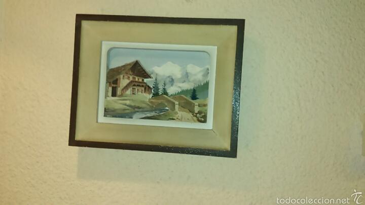 Varios objetos de Arte: CUADRO PINTURA RELIVE MADERA - Foto 2 - 52547078