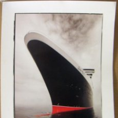 Art: POSTER DEI QUEEN MARY 2. Lote 52913030