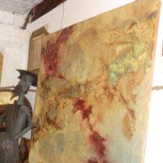 Varios objetos de Arte: CUADRO ABSTRACTO. TRANSHUMANCIA. Lote 53005326