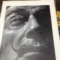 Varios objetos de Arte: PORTAFOLIO DEL FOTOGRAFO ROBERT WHITAKER SOBRE DALI CONTIENE 34 PAGINAS GRANDES MEDIDAS 50 X 35 CMTS. Lote 53354093