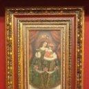 Varios objetos de Arte: OLEO ENMARCADO / LIENZO SOBRE TABLA /. Lote 53361104