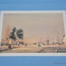 Varios objetos de Arte: LAMINA DE ACUARELA - PINTOR JAIME ROCA DELPECH - JAUME - GERONA 1910 - 1968. Lote 53463615