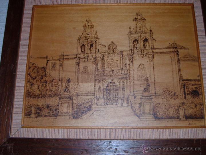 Varios objetos de Arte: Cuadro Santa Maria de los Reales Alcazares de Ubeda - Foto 2 - 53476012