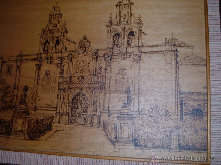 Varios objetos de Arte: Cuadro Santa Maria de los Reales Alcazares de Ubeda - Foto 3 - 53476012
