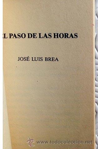 Varios objetos de Arte: José Luis Brea / José Maldonado. ´ 2 cegazones & el paso de las horas´. B, 1991. Libro de artista. - Foto 3 - 53643919
