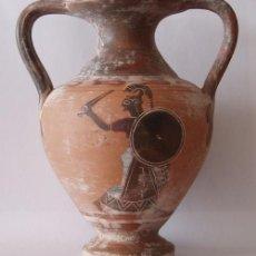 Varios objetos de Arte: ANFORA PANATENAICA (REPRODUCCIÓN). Lote 53972100