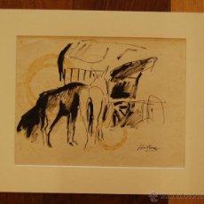 Varios objetos de Arte: PINTOR HURTUNA . Lote 54946093