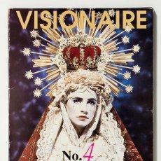 Varios objetos de Arte: PORTAFOLIOS MAGAZINE VISIONAIRE Nº 4 EDICION LIMITADA 1000 UDS MUY DIFICIL DESCATALOGADO N YORK 1991. Lote 55079161