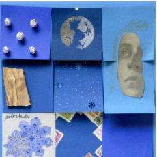Varios objetos de Arte: FELICITACIÓN NAVIDAD DEL ARTISTA Y FOTÓGRAFO JORDI GUILLUMET. FIRMADA, TIRAJE LIMITADO A 24 EJEMPL.. Lote 56171704