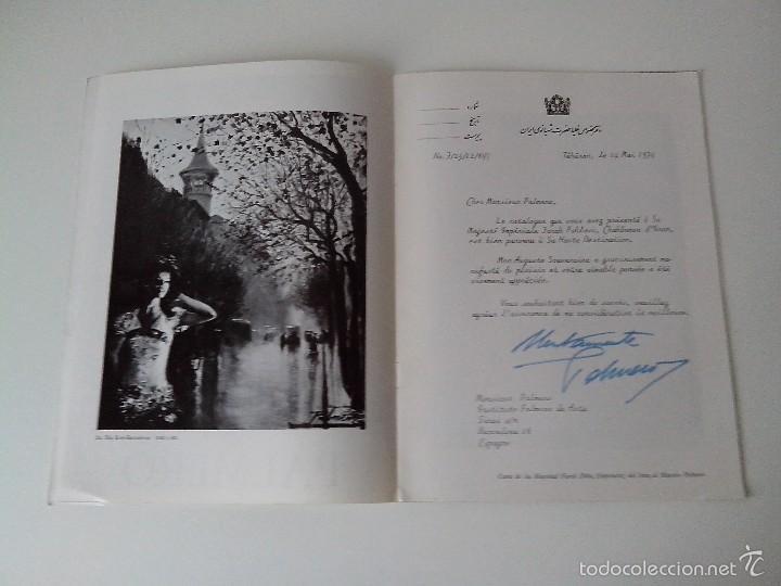 Varios objetos de Arte: FOLLETO MAESTRO PALMERO EXPOSICION MAYO 1976 - Foto 3 - 56512437