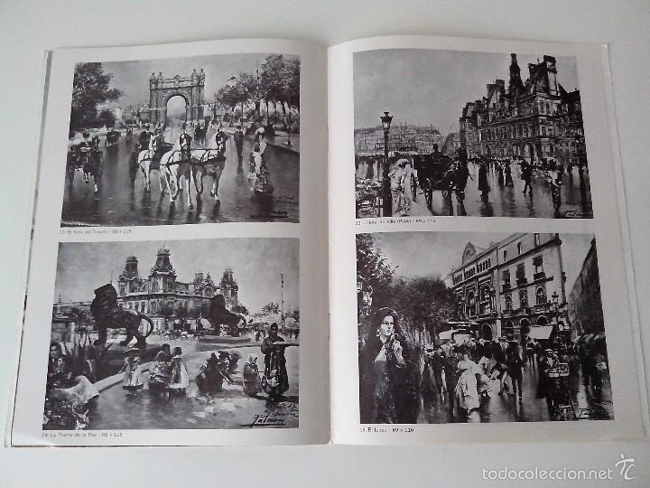 Varios objetos de Arte: FOLLETO MAESTRO PALMERO EXPOSICION MAYO 1976 - Foto 5 - 56512437