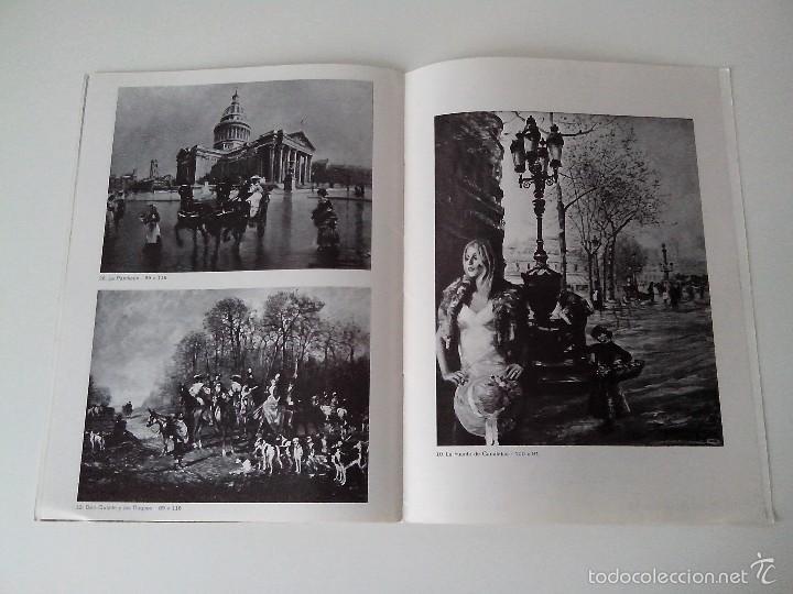 Varios objetos de Arte: FOLLETO MAESTRO PALMERO EXPOSICION MAYO 1976 - Foto 6 - 56512437