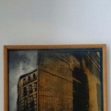Varios objetos de Arte: PICTOGRAFÍA MIXTA OBRA DE RODRIGO CORNEJO - 1994 - 31 X 26 CM. Lote 56671052