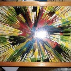 Varios objetos de Arte: INTERESANTE CUADRO ABSTRACTO. Lote 56676647