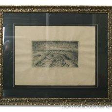 Varios objetos de Arte: PINTURA OSCAR SANMARTÍN. Lote 56814168