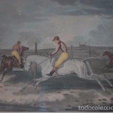 Varios objetos de Arte: GRABADO INGLES. Lote 57189027