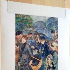 Varios objetos de Arte: RENOIR LAMINA ED.FINE ART ENGRAVERS, SURREY - 49 X 36 CM. Lote 57199315