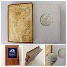 Varios objetos de Arte: MEDALLA CONMEMORATIVA 25 AÑOS ROIG IMPRESORES DISEÑADA POR MARISCAL DE 8 CM Y 200GR. DE PESO. Lote 57268518