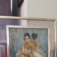 Varios objetos de Arte: CUADRO MANUAL EN RELIEVE. Lote 57519758