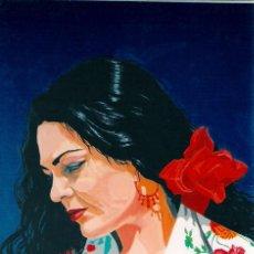 Varios objetos de Arte: CHICLANERA, DE FRANCISCO ARNIZ. Lote 58380647