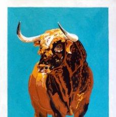 Varios objetos de Arte: TORO-3, DE FRANCISCO ARNIZ. Lote 58502299