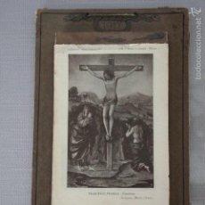 Varios objetos de Arte: CALENDARIO ARTÍSTICO DE PARED EDIT. ALFIERI & LACROIX. AÑO 1917. Lote 58607929