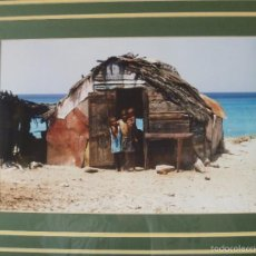 Varios objetos de Arte: FOTOGRAFÍA -NIÑOS EN EL PARAÍSO- FOTOGRAFÍA AUTOR. Lote 58724426