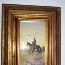 Varios objetos de Arte: PINTOR GARCIA Y RODRIGUEZ. Lote 60983539