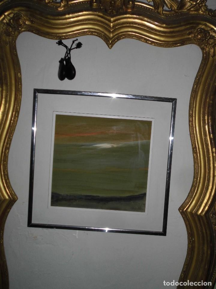 Varios objetos de Arte: PINTURA ANTIGUA CUADRO OLEO VANGUARDISTA ABSTRACTO FIRMA COTO ? ó GATO ?....75 - Foto 7 - 61872680