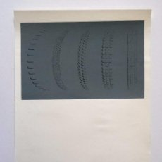 Varios objetos de Arte: RICHARD HAMILTON - GALERIA EUDE 1975. Lote 62377868
