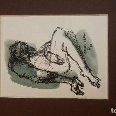 Varios objetos de Arte: LOTE PINTURA - ALFONSO PARRA -3 OBRAS- VARIAS TÉCNICAS. Lote 62590928